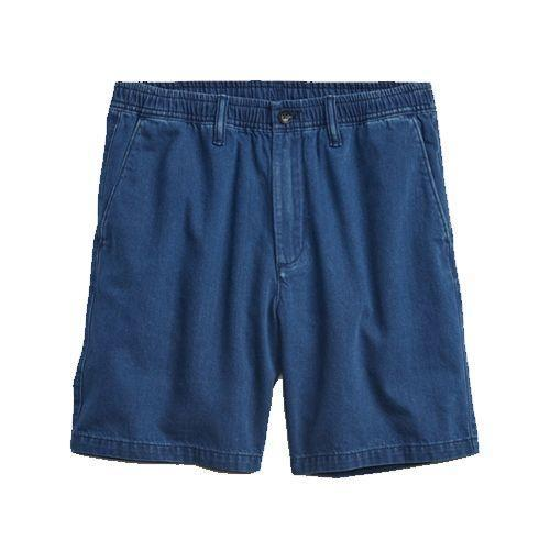 """<p><a class=""""link rapid-noclick-resp"""" href=""""https://go.redirectingat.com?id=127X1599956&url=https%3A%2F%2Fwww.gap.co.uk%2Fgap%2Fdenim-pull-on-shorts-with-washwell%2F000683960000.html&sref=https%3A%2F%2Fwww.esquire.com%2Fuk%2Fstyle%2Fg37010195%2Fdenim-shorts-men%2F"""" rel=""""nofollow noopener"""" target=""""_blank"""" data-ylk=""""slk:SHOP"""">SHOP</a></p><p>The closest thing you'll get to the succour of your Patagonia baggies are these by Gap: denim shorts specially designed for an easy pull-on and max comfort.</p><p>£27.97; <a href=""""https://go.redirectingat.com?id=127X1599956&url=https%3A%2F%2Fwww.gap.co.uk%2Fgap%2Fdenim-pull-on-shorts-with-washwell%2F000683960000.html&sref=https%3A%2F%2Fwww.esquire.com%2Fuk%2Fstyle%2Fg37010195%2Fdenim-shorts-men%2F"""" rel=""""nofollow noopener"""" target=""""_blank"""" data-ylk=""""slk:gap.co.uk"""" class=""""link rapid-noclick-resp"""">gap.co.uk</a></p>"""