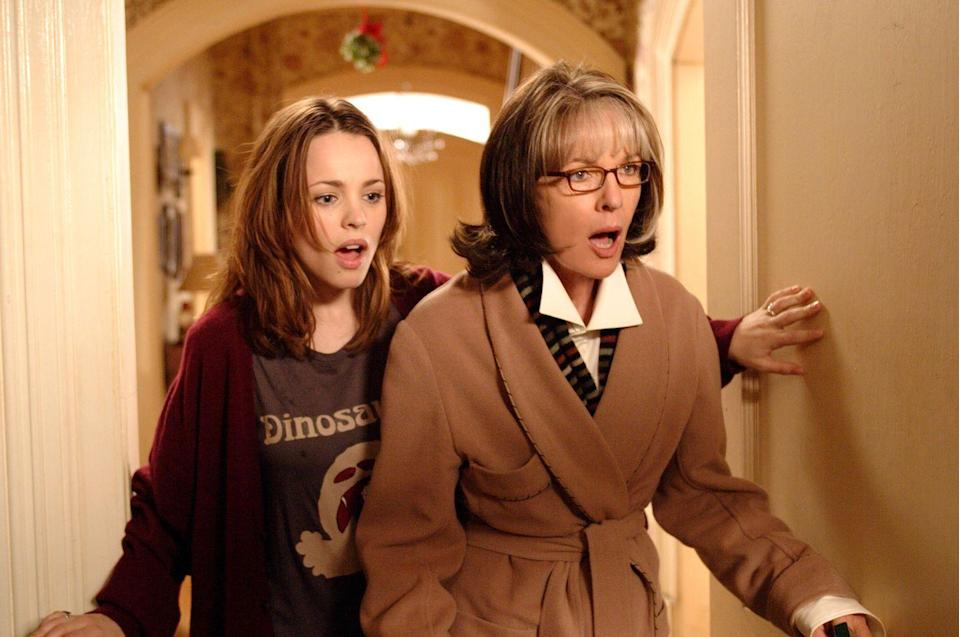 <p>Could the most underrated Christmas film please stand up? All jokes aside, we hope that this year because of the extended time at home (and with some streaming page refreshing) that The Family Stone finally gets it's moment in the sun.Rachel McAdams plays Amy Stone, youngest member of the family and chief hurdle maker for Meredith Morton (played by Sarah Jessica Parker).Have we mentioned that Diane Keaton plays the wise and strong matriarch of the bunch yet?</p>