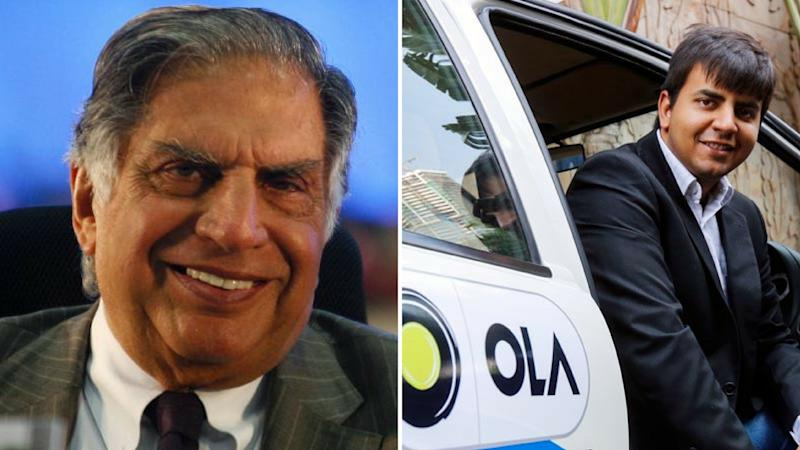 Ratan Tata's VC Fund Pumps Rs 400 Cr in Ola to Help it Fight Uber