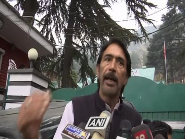 Jammu and Kashmir Congress Chief Ghulam Ahmed Mir (photo/ANI)