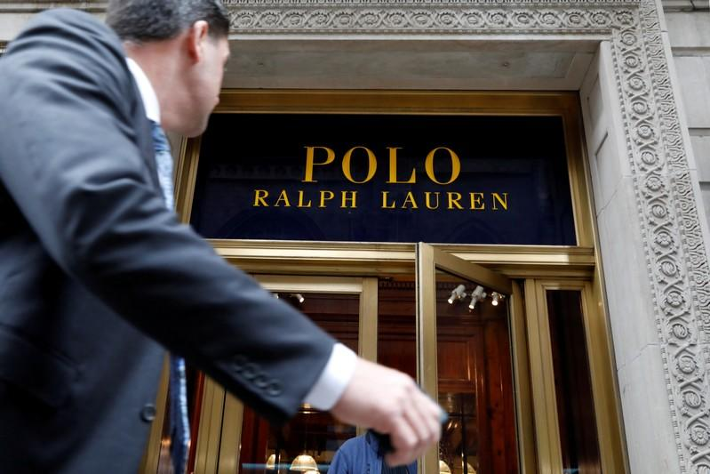 Ralph Lauren profit gets boost from Chinese demand; shares rise 14%