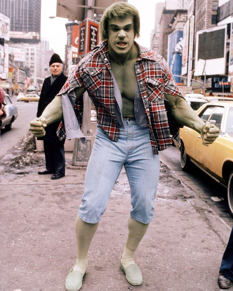 Lou Ferrigno | Silver Screen Collection/Getty