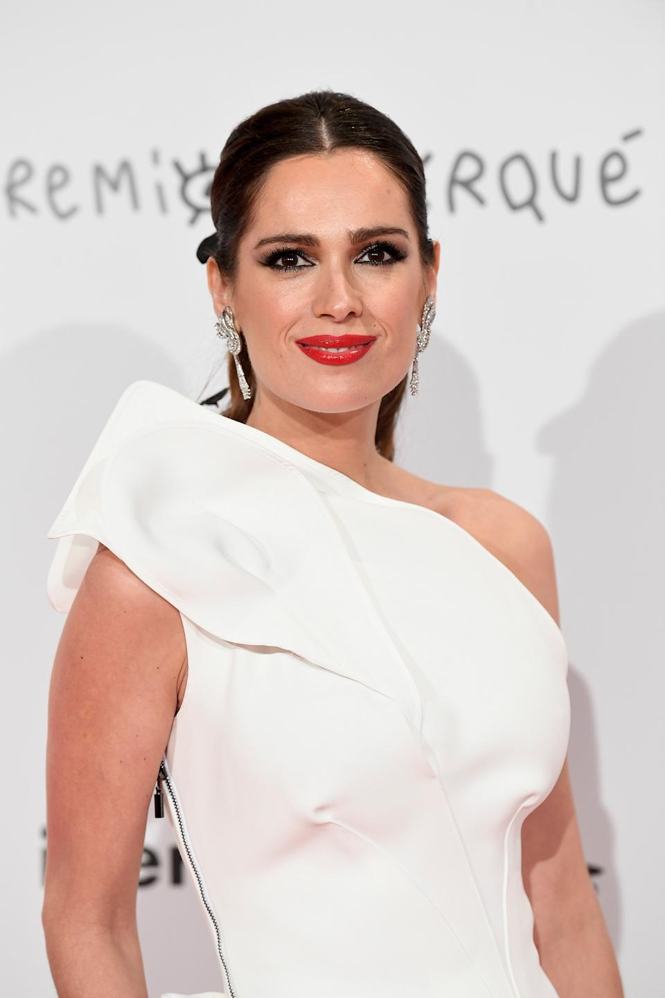 MADRID, SPAIN - JANUARY 11: Mar Saura attends the red carpet during 'Jose Maria Forque Awards' 2020 at Ifema on January 11, 2020 in Madrid, Spain. (Photo by Carlos Alvarez/Getty Images)