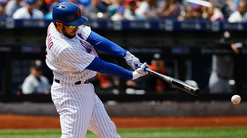 Travis d'Arnaud injury update: Mets C to 10-day DL with right UCL tear