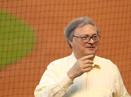 Can Marlins owner Jeffrey Loria be trusted to build around Giancarlo Stanton? (Getty Images)