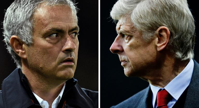 Arsenal weren't better than Man United, says Mourinho