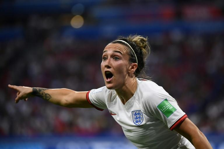 Lucy Bronze won the England women's player of the year award