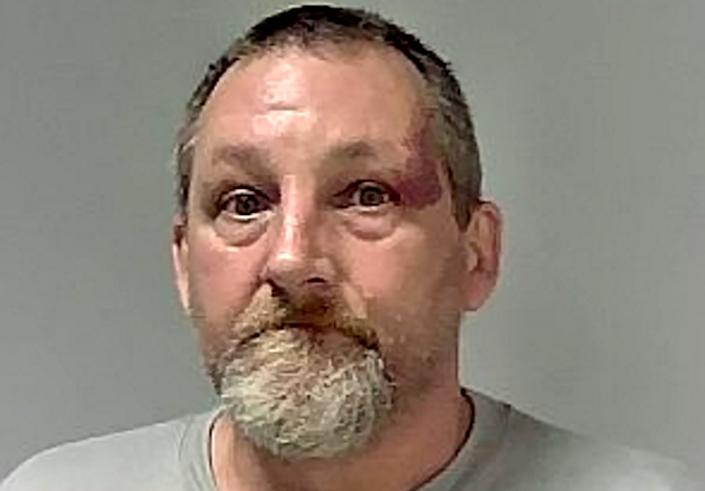 Keith Brown was sentenced to 10 years for rape. (SWNS)