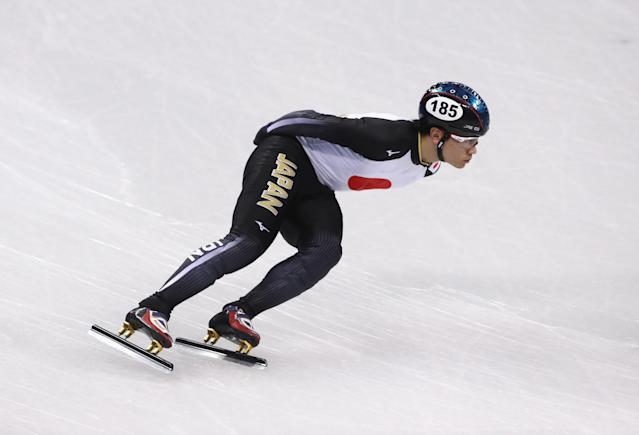 <p>Saito was suspended after a positive doping test, and the Court of Arbitration for Sport reported that he accepted his suspension after a test showed signs of a masking agent. </p>