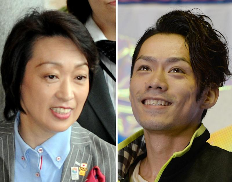Figure Skating - Japan ex-champ blames booze for sex harassment scandal