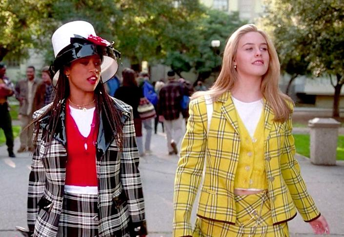 """<p><em>Clueless</em>, aka the ultimate teen movie, <a href=""""http://www.townandcountrymag.com/leisure/arts-and-culture/a33300757/clueless-25th-anniversary-amy-heckerling-interview/"""" rel=""""nofollow noopener"""" target=""""_blank"""" data-ylk=""""slk:turned 25"""" class=""""link rapid-noclick-resp"""">turned 25 </a>last year, and even half a century later, it's proof that Cher Horowitz and co. will never go out of style. </p><p><strong>More:</strong> <a href=""""http://www.townandcountrymag.com/leisure/arts-and-culture/a32703126/how-to-watch-clueless-netflix/"""" rel=""""nofollow noopener"""" target=""""_blank"""" data-ylk=""""slk:How to Watch Clueless at Home"""" class=""""link rapid-noclick-resp"""">How to Watch <em>Clueless</em> at Home</a></p>"""