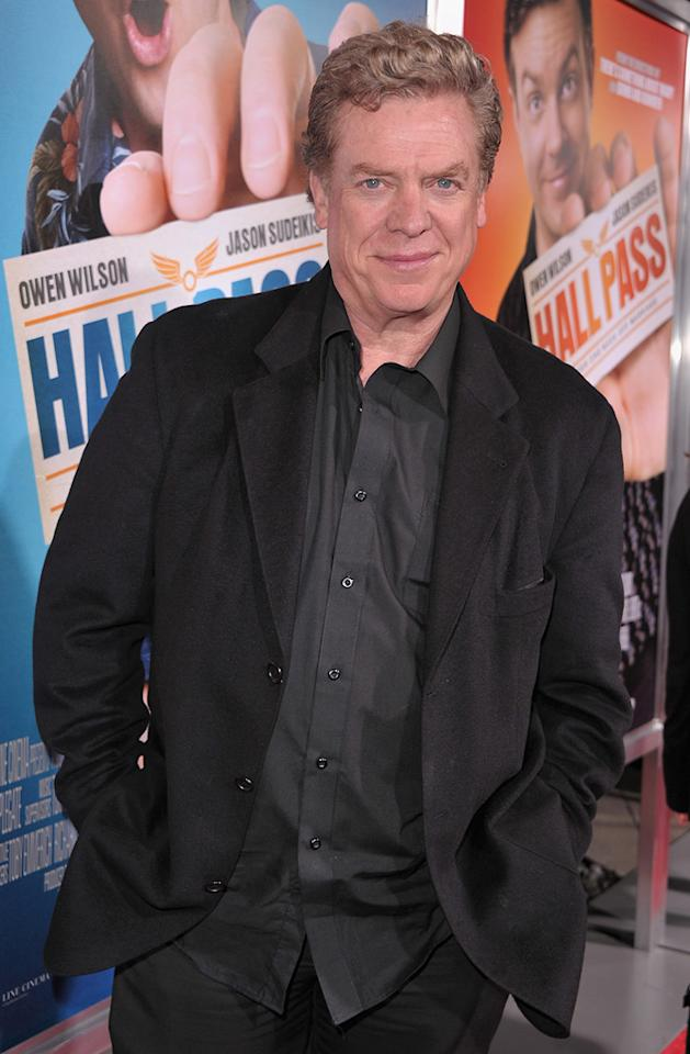 "<a href=""http://movies.yahoo.com/movie/contributor/1800357379"">Christopher McDonald</a> attends the Los Angeles premiere of <a href=""http://movies.yahoo.com/movie/1810133702/info"">Hall Pass</a> on February 23, 2011."