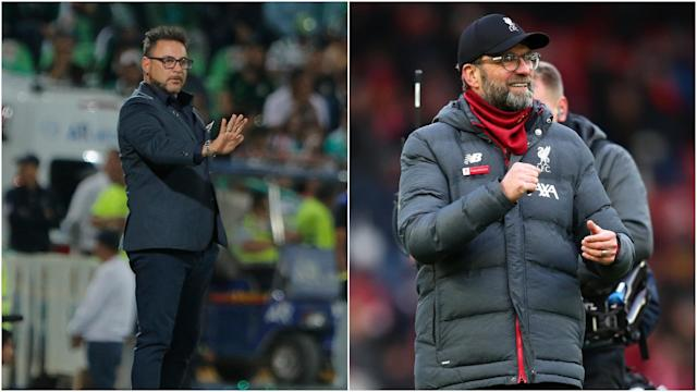 """Antonio Mohamed labelled Liverpool as """"maybe the best team in the world"""" but believes his Monterrey side can topple the English giants."""
