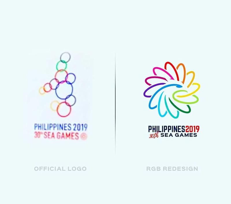 netizens create own 2019 sea games logo after backlash over proposed