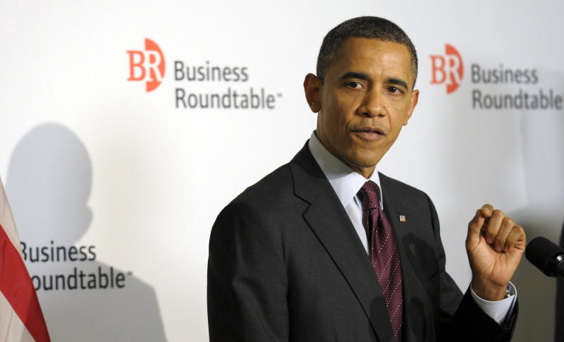 Obama says nation needs changes in tax laws