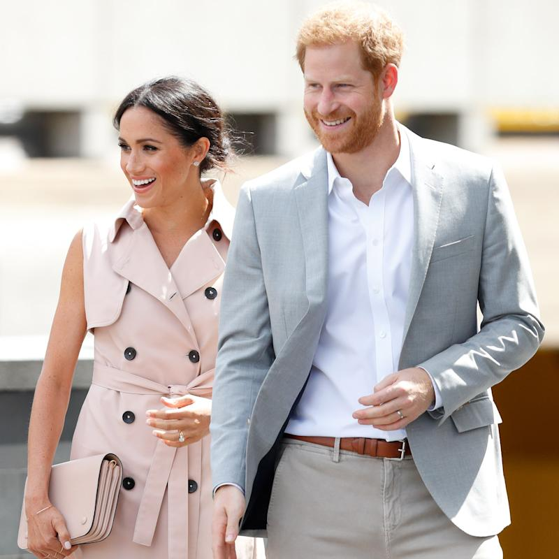 Meghan Markle And Prince Harry Have Reportedly Welcomed A