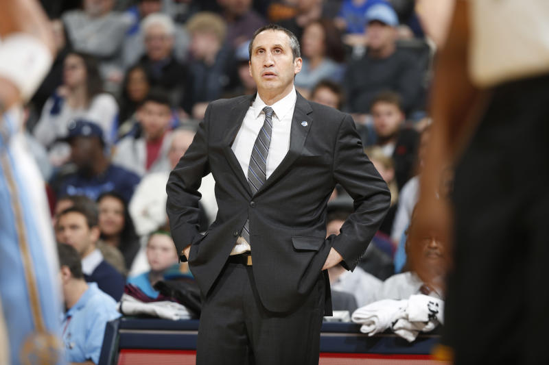 David Blatt, the former Cleveland Cavaliers coach, and the Green League powerhouse mutually parted ways on Sunday after just one game this season.