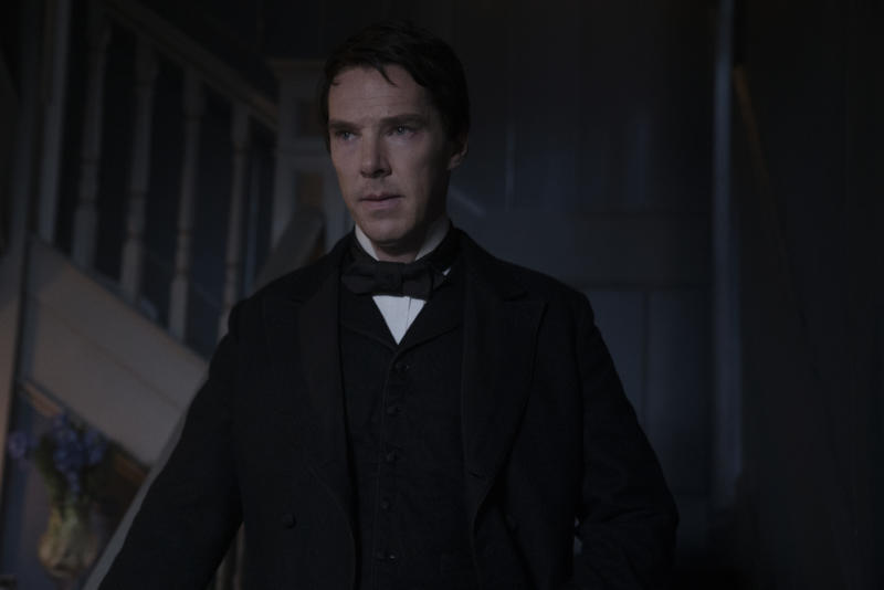 "Benedict Cumberbatch as Thomas Edison in ""The Current War"" (Photo: Golden Village)"