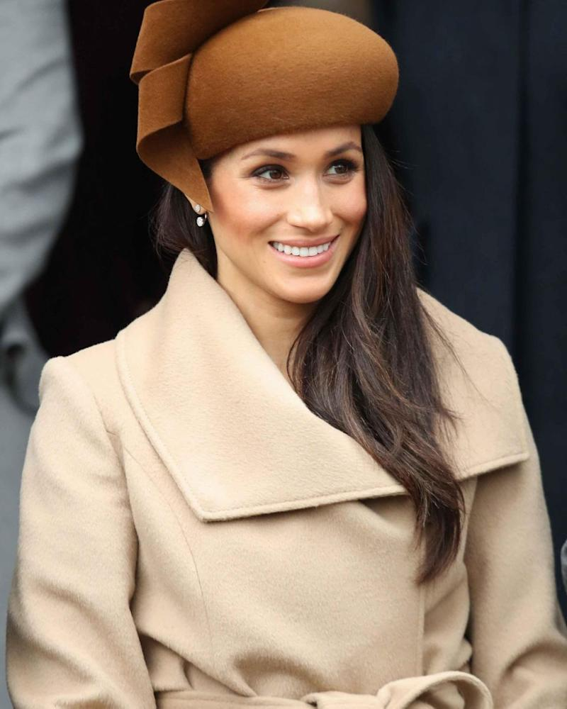 The three New Year's resolutions Meghan Markle makes every year have been revealed. Source: Getty