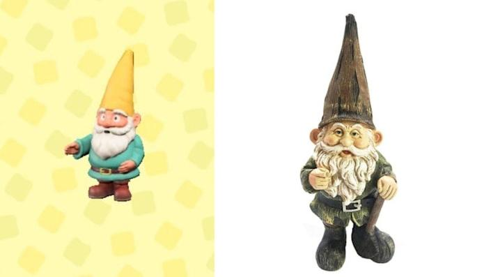 You two will be gnomies in no time! (Get it?)