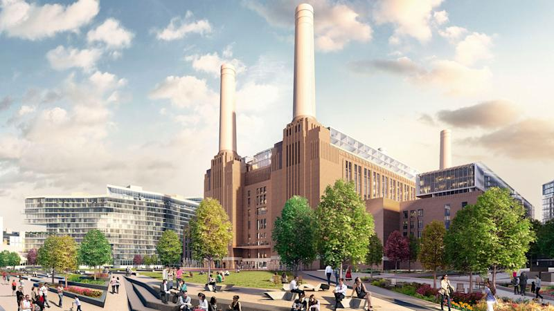 Apple plans to build new $17B HQ in London's Battersea Power Station