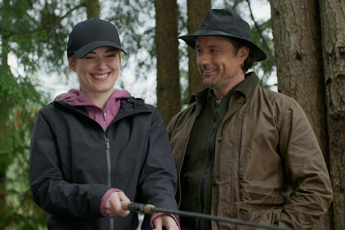 """<p>Fall in love at 10,000 feet with <strong>Virgin River</strong>, a romantic drama about a nurse practitioner, who moves from LA to a remote northern California town and is surprised by what she finds there. Season three is coming to Netflix on July 9!</p> <p><a href=""""https://www.netflix.com/title/80240027"""" class=""""link rapid-noclick-resp"""" rel=""""nofollow noopener"""" target=""""_blank"""" data-ylk=""""slk:Watch Virgin River on Netflix"""">Watch <strong>Virgin River</strong> on Netflix</a>.</p>"""
