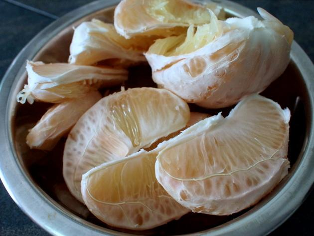 The Hainanese Pomelo Poetry