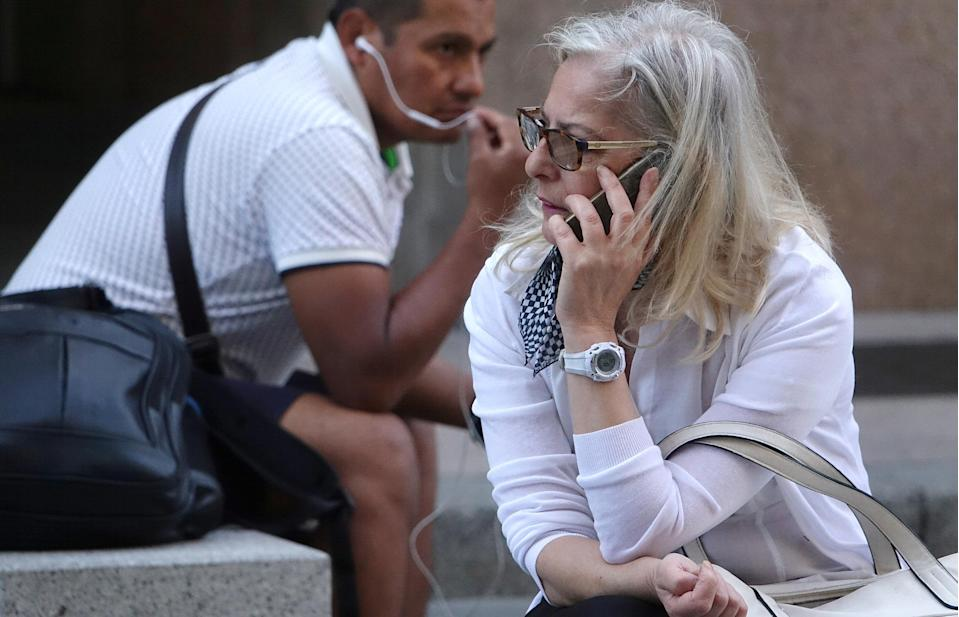 Spam phone calls are getting worse. But they could get better soon. Source: Reuters