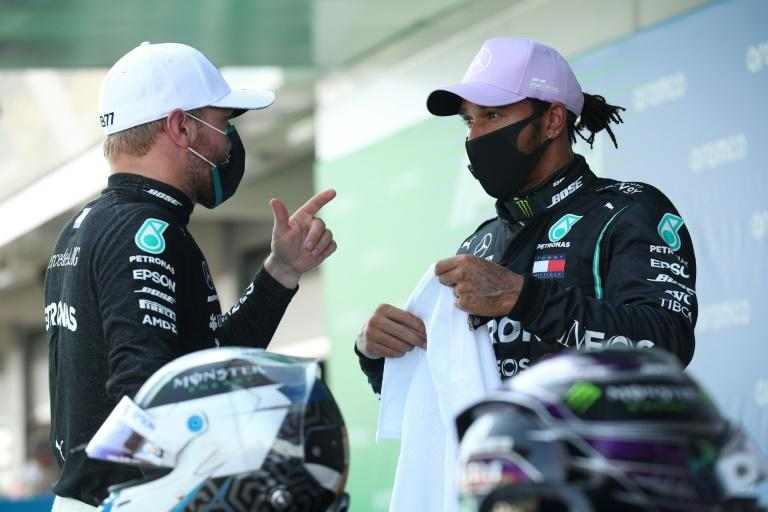 Hamilton warns 'job not done yet' despite Spanish GP pole