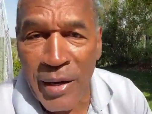 <p>The trial of OJ Simpson was similarly controversial to Derek Chauvin's trial, and captivated the public at the time, dominating news coverage for its entire 252-day run</p> (Twitter)
