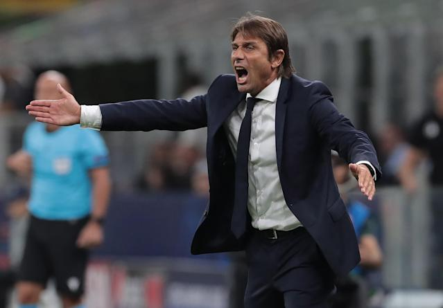 Can Antonio Conte steer Inter to success in the Milan derby? (Getty)