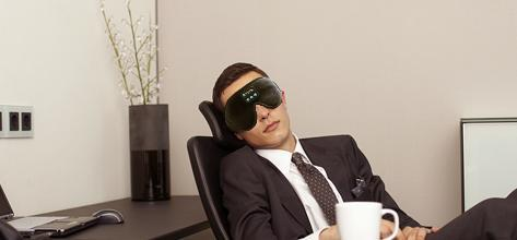 Get some shut eye just about anywhere with these sleep headphones. (Photo: Amazon)
