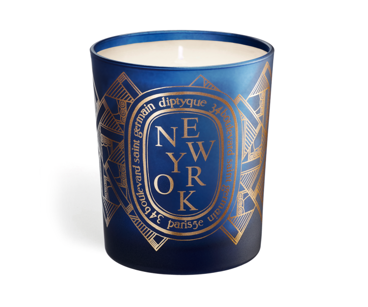 """<p><strong>diptyque</strong></p><p>diptyqueparis.com</p><p><strong>$76.00</strong></p><p><a href=""""https://go.redirectingat.com?id=74968X1596630&url=https%3A%2F%2Fwww.diptyqueparis.com%2Fen_us%2Fp%2Fnew-york-candle.html&sref=https%3A%2F%2Fwww.townandcountrymag.com%2Fstyle%2Fg36132547%2Fdiptyque-city-candles-spring-2021-relaunch%2F"""" rel=""""nofollow noopener"""" target=""""_blank"""" data-ylk=""""slk:SHOP NOW"""" class=""""link rapid-noclick-resp"""">SHOP NOW </a></p><p>Take a bite out of the Big Apple with Diptyque's New York scent. A mélange of woodsy notes like cedar wood, vetiver, patchouli, incense, this scent will transport you to one of Manhattan's glamorous speakeasies. </p>"""
