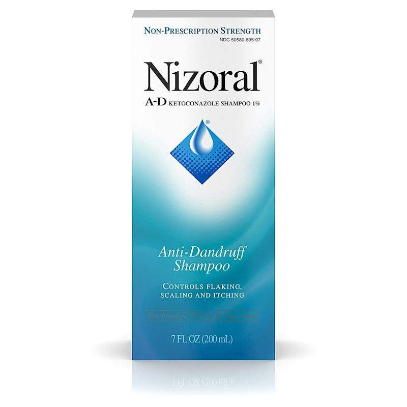 Nizoral A-D Anti-Dandruff Shampoo. (Photo: Amazon)