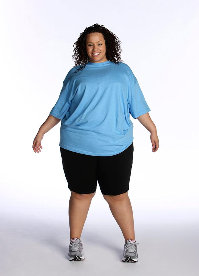 "Alexandra White competes on the eighth season of <a href=""/biggest-loser/show/37103"">""The Biggest Loser.""</a>"