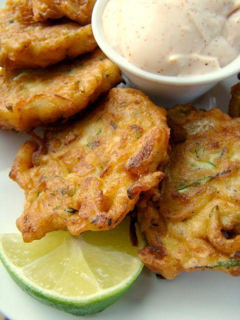 """<p><span>You'll want to put that chili lime mayo on everything.</span></p><p><span>Get the recipe from </span><a href=""""http://www.familyfeedbag.com/2011/08/zucchini-fritters-with-chili-lime-mayo.html"""" rel=""""nofollow noopener"""" target=""""_blank"""" data-ylk=""""slk:Family Feedbag"""" class=""""link rapid-noclick-resp"""">Family Feedbag</a><span>.</span><br></p>"""