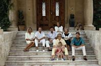 <p>What happens when the British royal family visits the Spanish monarchy in Mallorca? One epic family vacation. Obviously, most of us don't get to mingle with royalty on a regular basis, but for Prince William and Harry, it was just another family trip.</p>