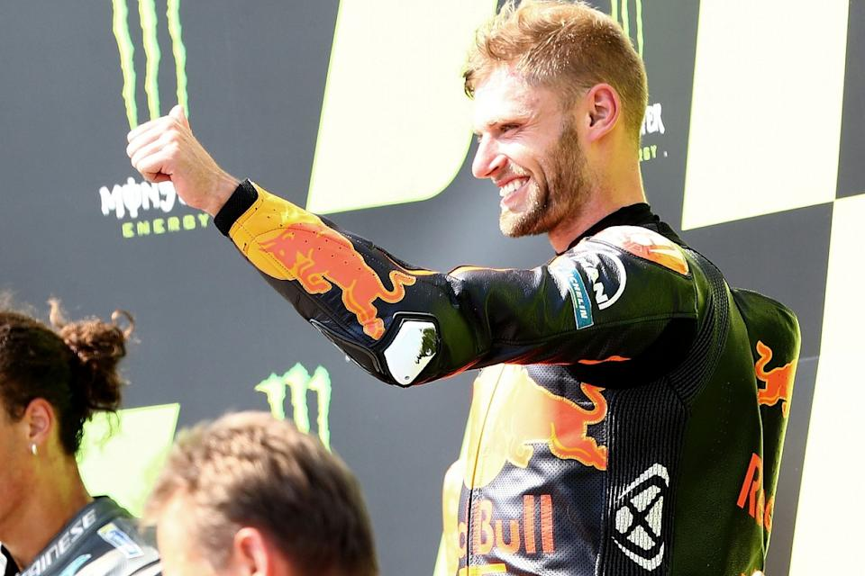 Binder: Debut win after three races