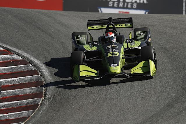 Kimball lands full-time drive with Foyt