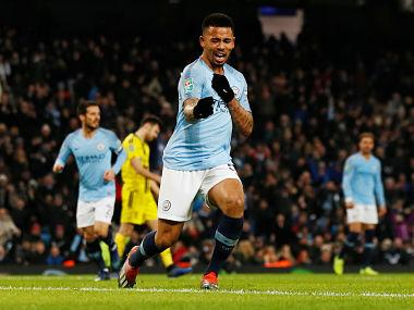 League Cup: Gabriel Jesus hits four as Manchester City virtually seal spot in final with 9-0 thrashing of Burton Albion