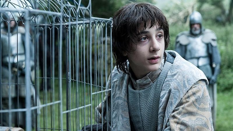Robin Arryn in Game of Thrones season 3, pre-glow up.