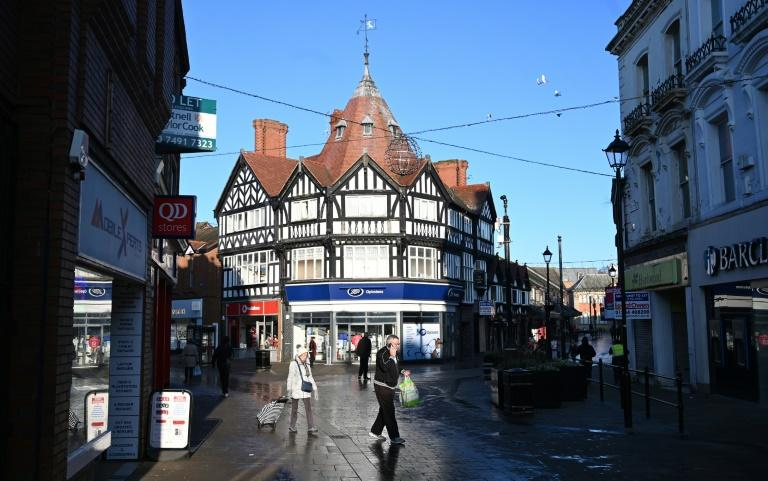 Like many British towns, Wrexham is struggling with high business taxes, shop closures and homelessness