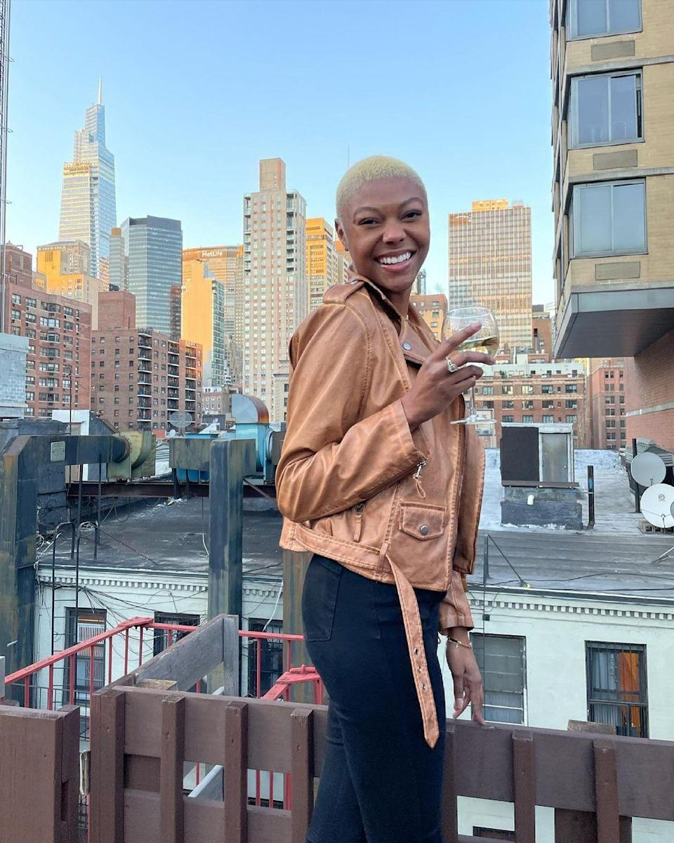 """<p>The people <em>love</em> Chelsea, so it's no surprise she's getting a shot on <em>BiP</em>. <a href=""""https://www.cosmopolitan.com/entertainment/tv/a35480914/who-is-chelsea-vaughn-matt-james-bachelor/"""" rel=""""nofollow noopener"""" target=""""_blank"""" data-ylk=""""slk:From absolutely stealing Matt James's Bachelor night one in that navy silk dress"""" class=""""link rapid-noclick-resp"""">From absolutely stealing Matt James's<em> Bachelor </em>night one in that navy silk dress</a> to giving us hilarious <em>Bachelor</em> play-by-plays on TikTok, I am SO excited to get to know her better in Paradise. </p>"""
