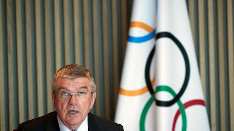 Bach President of the IOC