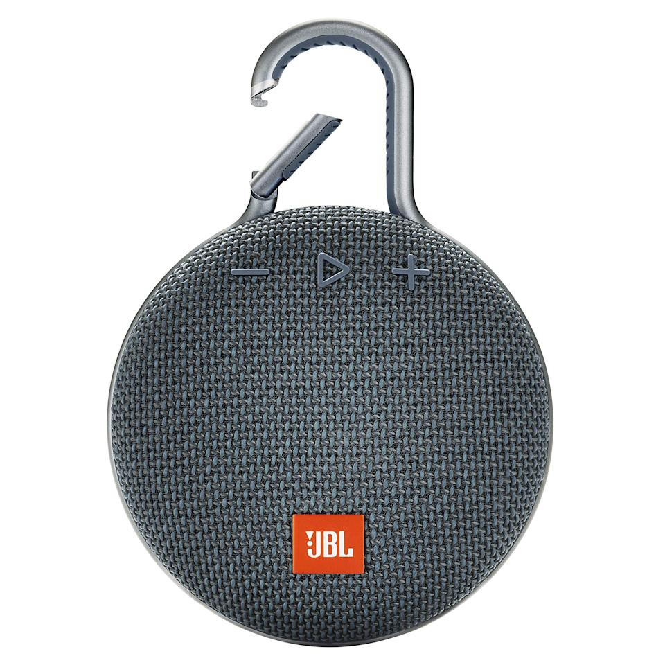 """<h2>JBL CLIP 3 - Waterproof Portable Bluetooth Speaker<br></h2><br>""""There's nothing Cancers love more than crisping under the Sun,"""" Stardust says. """"This speaker will be the ultimate gift to accompany their favorite activity at the beach.""""<br><br><strong>JBL</strong> CLIP 3 - Waterproof Portable Bluetooth Speaker, $, available at <a href=""""https://amzn.to/2V8JqnM"""" rel=""""nofollow noopener"""" target=""""_blank"""" data-ylk=""""slk:Amazon"""" class=""""link rapid-noclick-resp"""">Amazon</a>"""