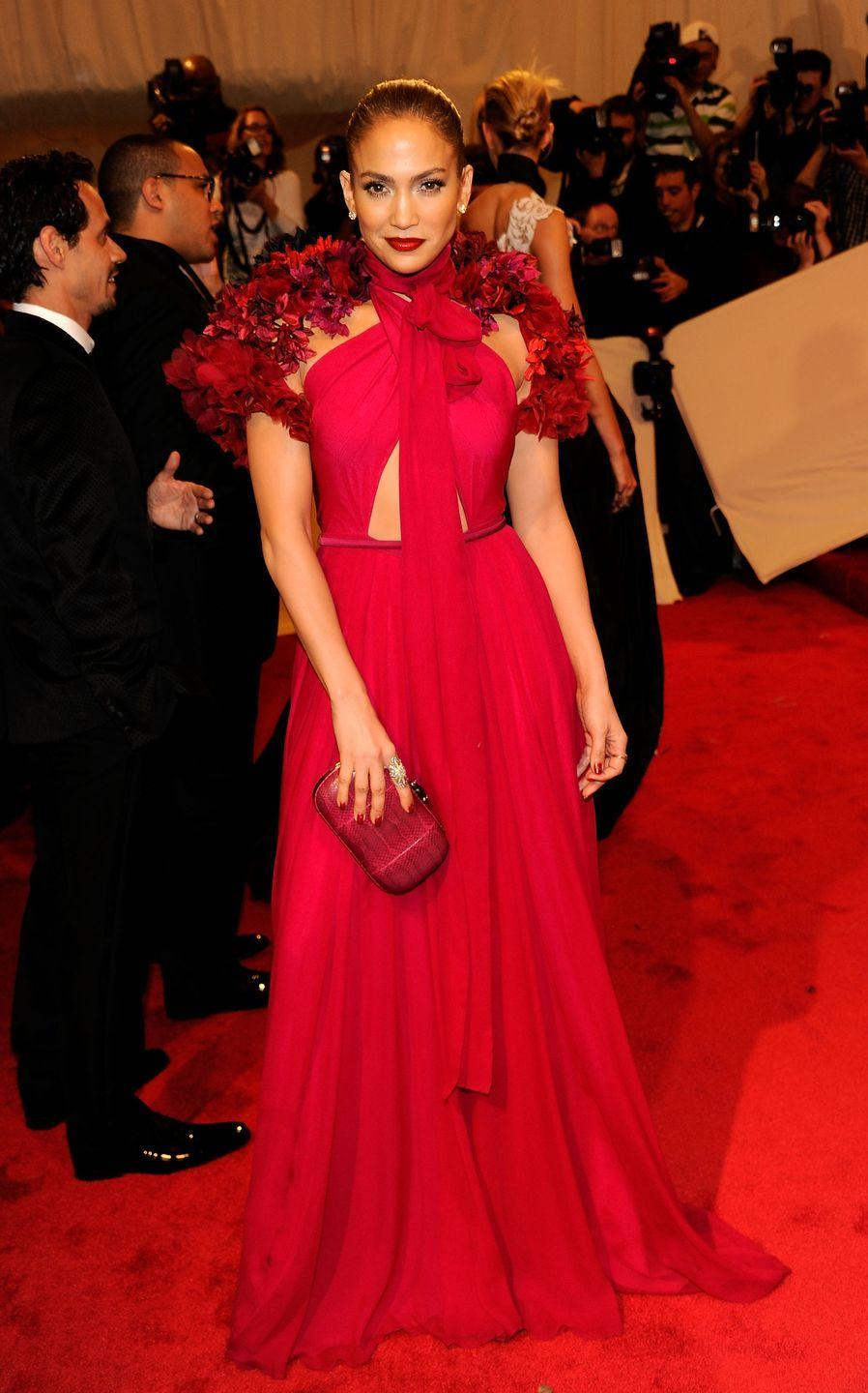 <p><strong>When: </strong>May 2011</p><p><strong>Where: </strong>The Met Gala</p><p><strong>Wearing: </strong>Gucci</p>