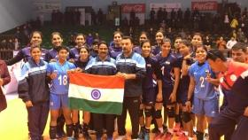 India women beat Nepal in volleyball finals thriller at South Asian Games