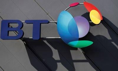 BT picks new auditor after £530m Italian accounting crisis