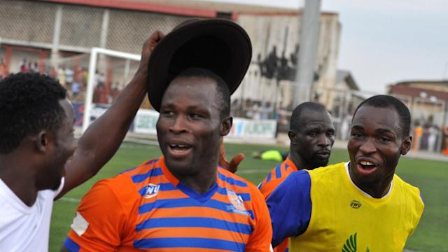 The former Sunshine Stars forward said he is loving life at the Desert Warriors and is hoping to contribute more goals as the season progresses
