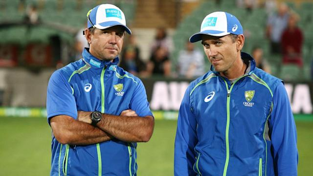 Ricky Ponting is looking forward to getting his hands dirty and easing Justin Langer's workload.